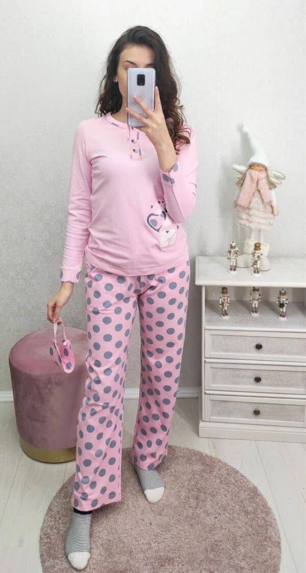Pidžama Fleck-točke-Koala Shop