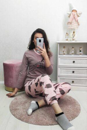 Pidžama Jež-pamučna-Koala Shop