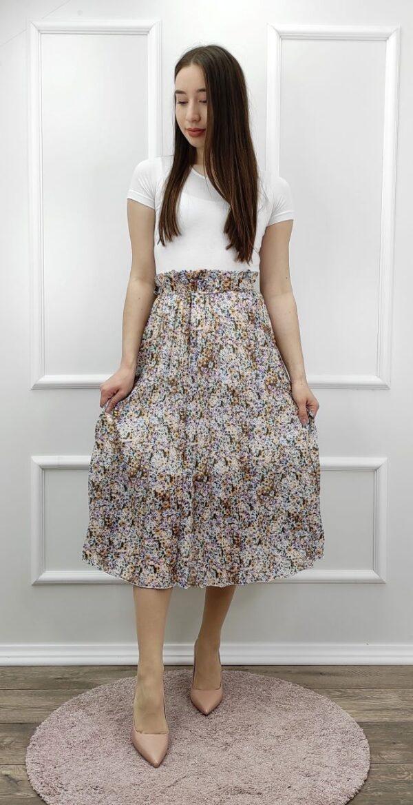 Suknja Flow-cvjetna-Koala Shop