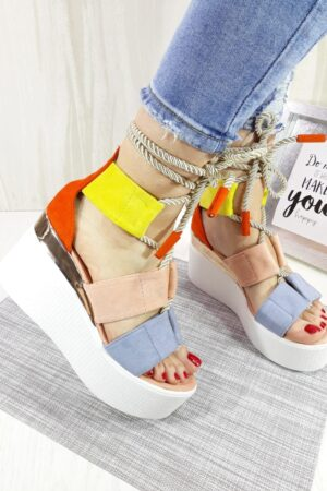 Sandale sa debljim đonom-Koala shop