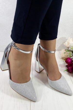 cipele na šljokice jednobojne-Koala shop