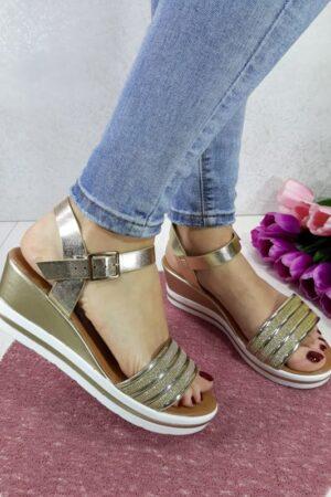 sandale na punu petu sa sljokicama-Koala shop