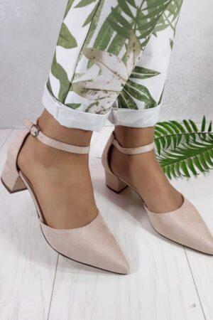 cipele leila brušena koža-Koala shop
