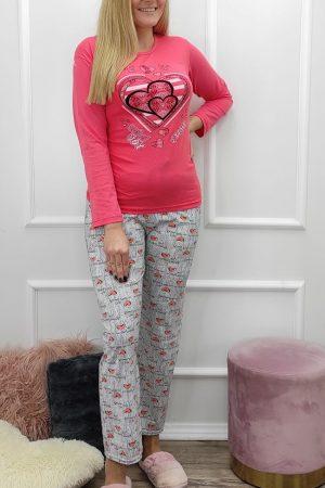 Pidžama Jenna-pamučna-Koala Shop